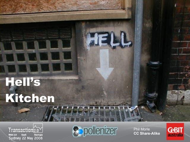 Hells Kitchen Cebit 2008
