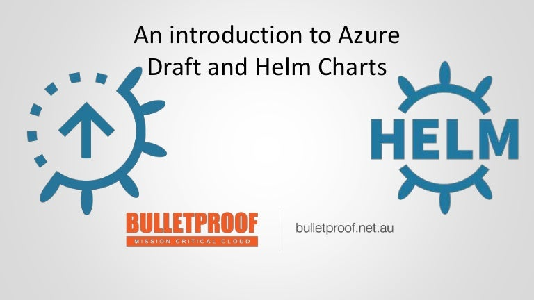 An introduction to Azure Draft and Helm Charts