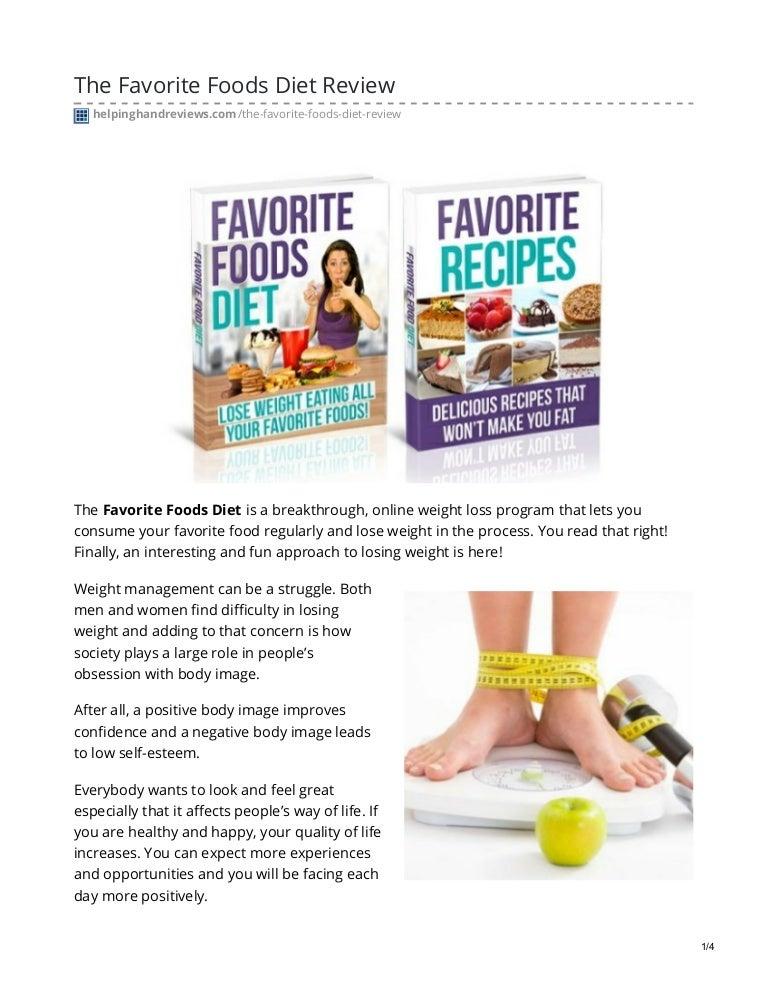 fav food diet reviews