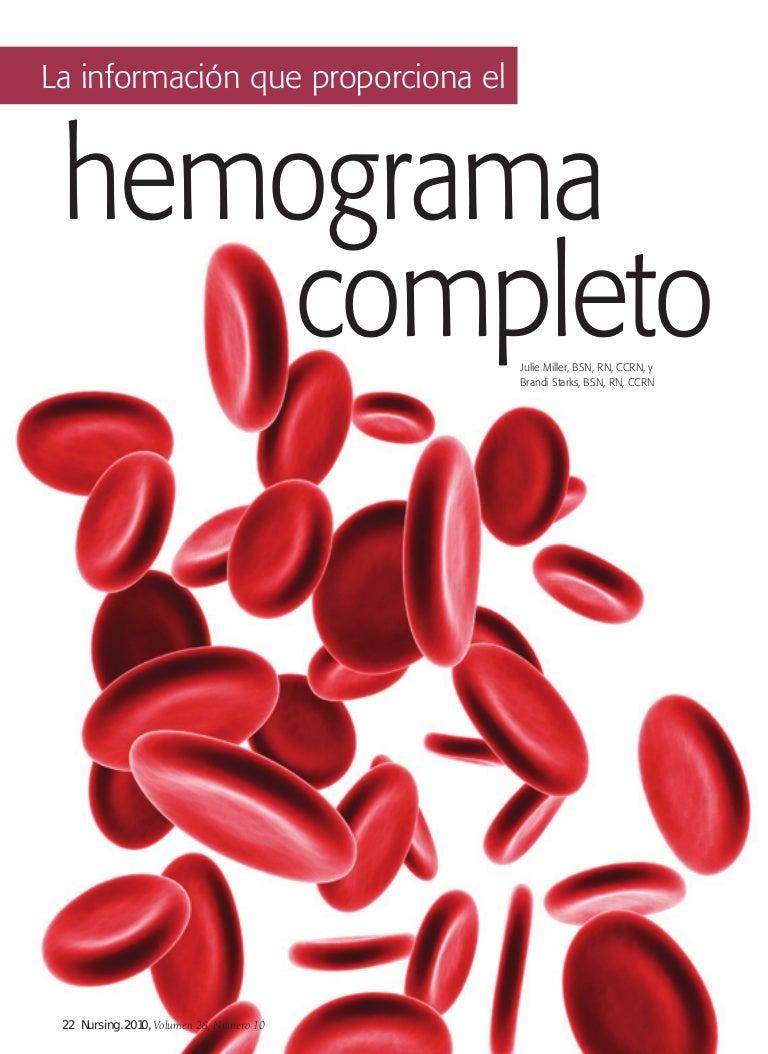 Hemograma completo