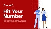Henry Schuck - Hit Your Number: How ZoomInfo Developed a Winning (and Leading) Go-to-Market Strategy