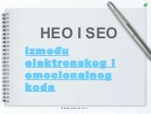 SEO/HEO Copywriting