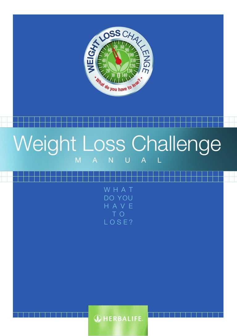 60 weight loss challenge
