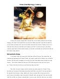 echo and narcissus greek mythology summary hermes greek mythology summary
