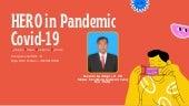 Hero In Pandemic Covid-19  - Roja' Putri Cintani - 4520210046