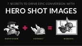 Hero Shot Images: 7 Secrets to Visuals That Drive Sales