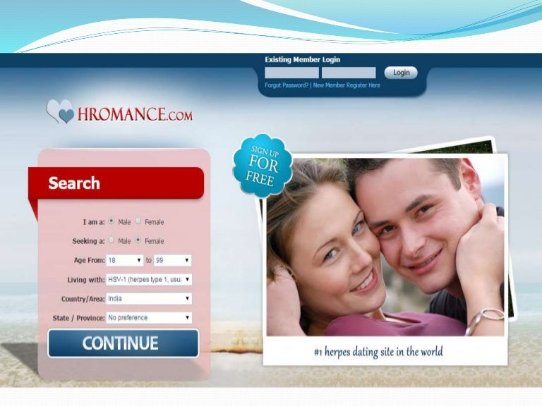 Herpes dating sites without registering