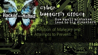 Evolution of Malware and Attempts to Prevent by Michael Angelo Vien