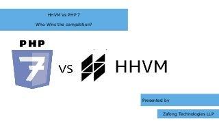Hhvm vs php