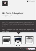 Hi- Tech Enterprises