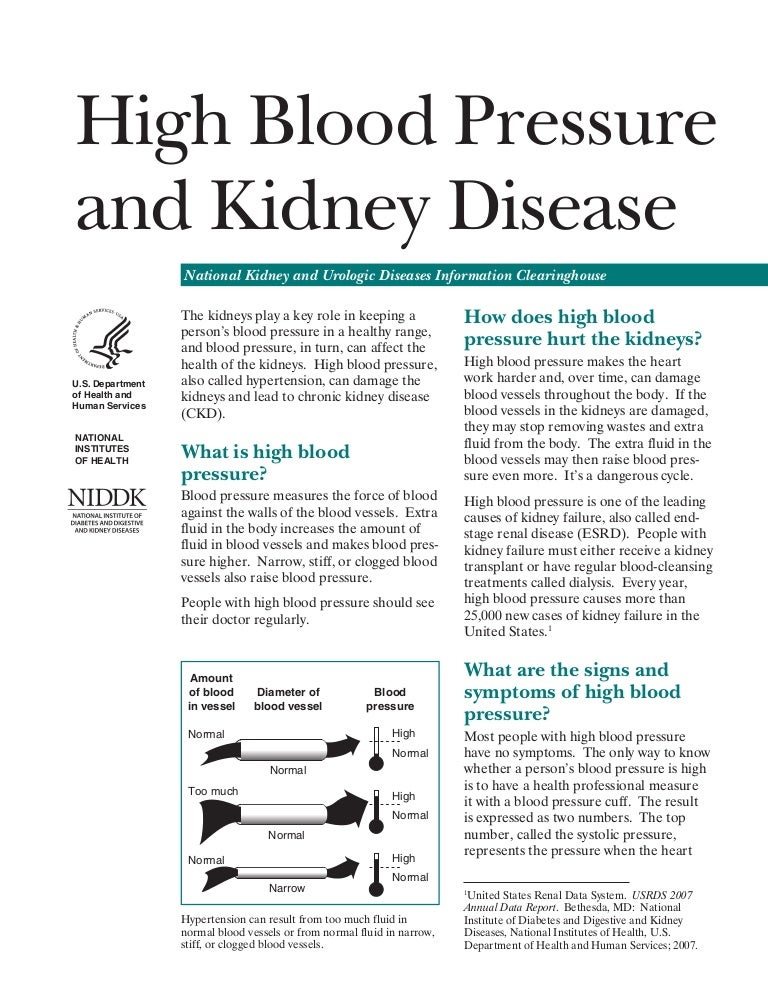 Global Medical Cures High Blood Pressure And Kidney Disease