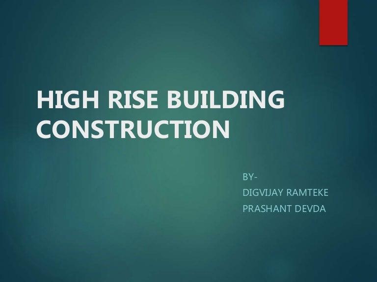Building A Concrete Slab Wall