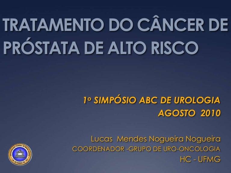 tratamento cancer de prostata gleason 9