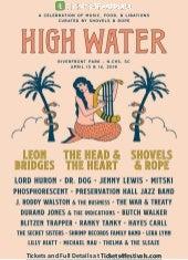 High Water Festival Announces 2019 Lineup