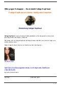 Hilfe gegen Schuppen – So entsteht fettige Kopfhaut