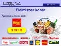 Hipercom basket price report Hungary 2018.april