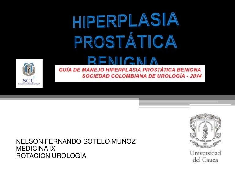 vaporizacion plasmatica de prostata