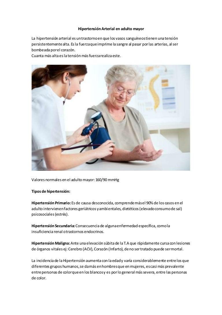 Hipertensión en humanos