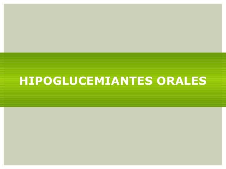 hipoglucemiantes mecanismo de accion pdf