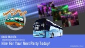 Hire Party Bus For Your Next Party