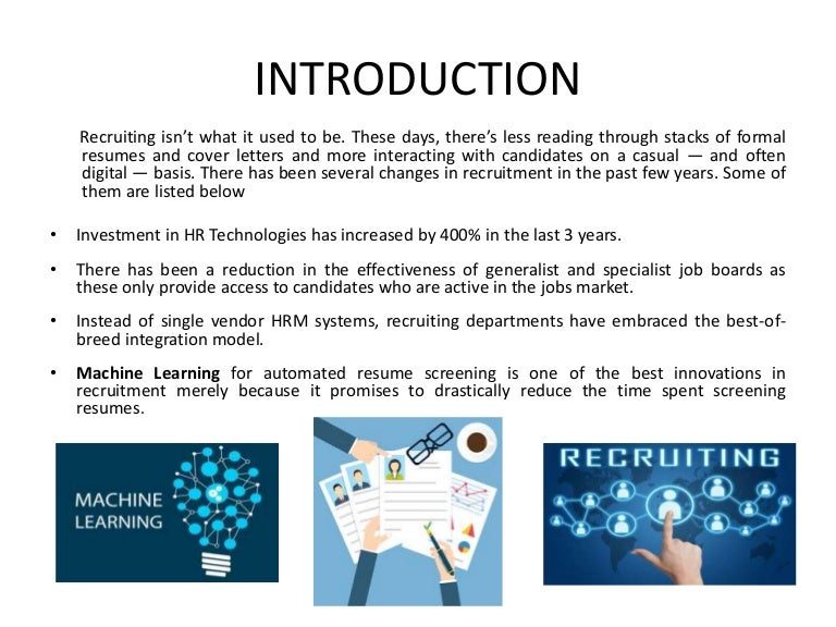 stunning automated resume screening images simple resume office