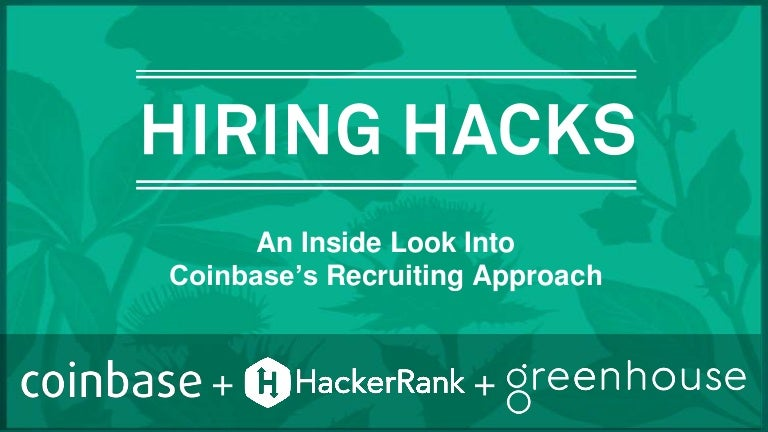 It's no secret that today's recruiters are faced with the daunting challenges of competing with other companies to hire not only the best engineers, but ones t…