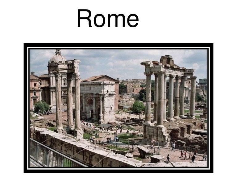 His 101 Chapter 5 6 Pax Romana Transformation Of Roman Empire Spri