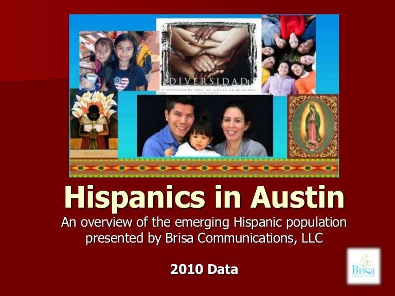 Demographic Profile of Hispanics in Austin, TX