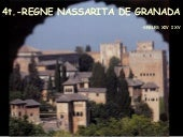 12. ALHAMBRA DE GRANADA