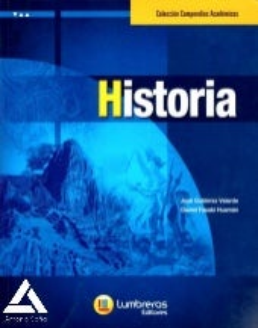 Compendio Academico de Historia del Peru y de Mundo
