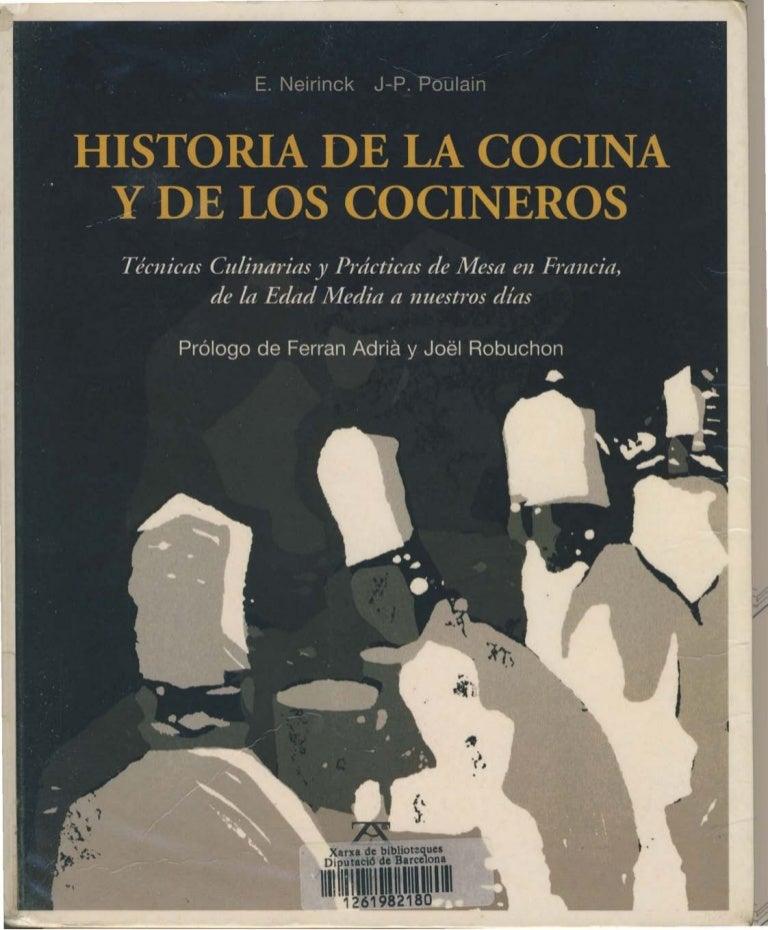Libro De Cocina Pdf   Historia De La Cocina Francesa Pdf