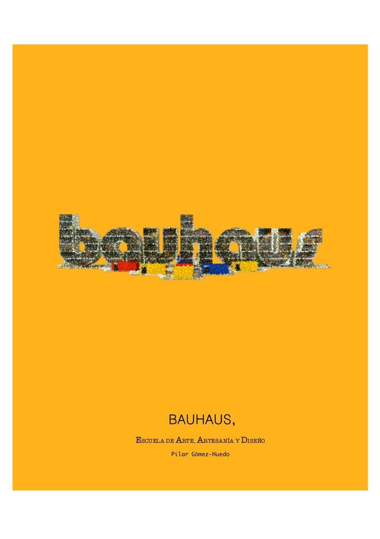 Historia De Bauhaus