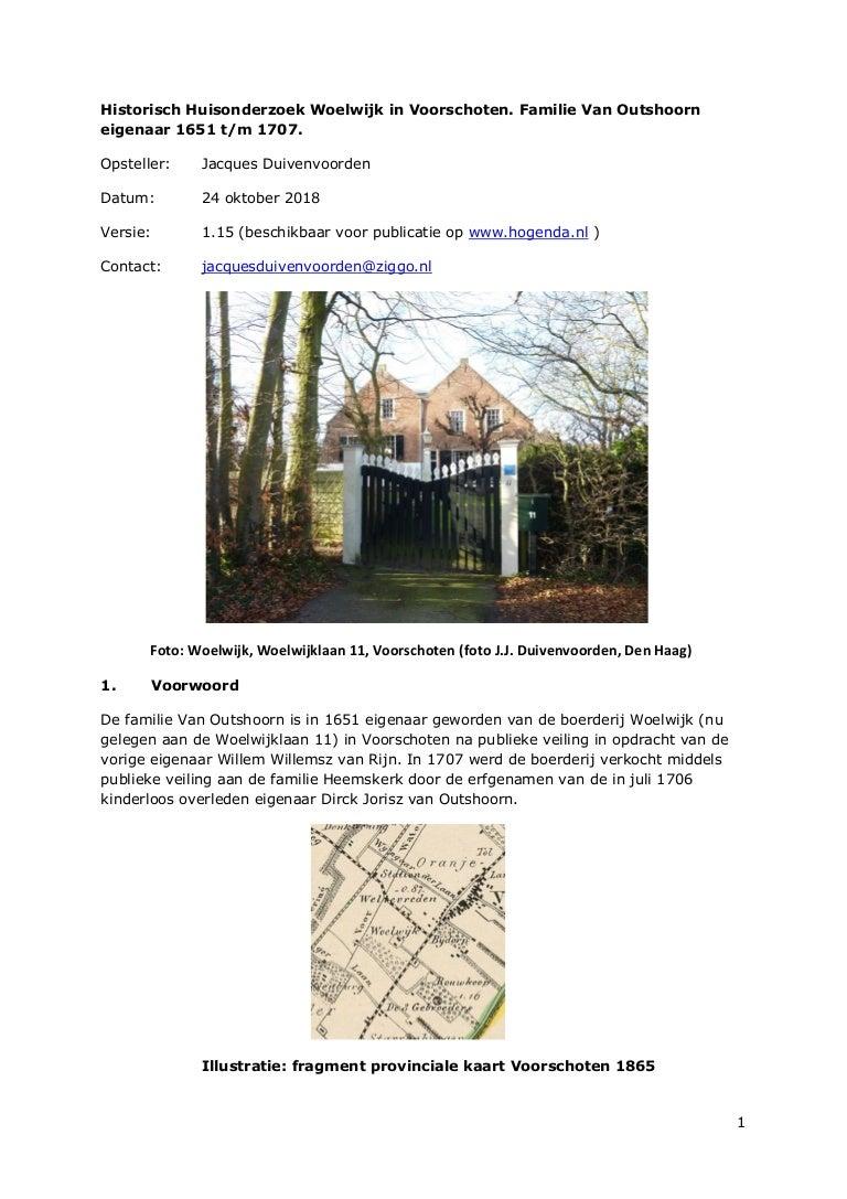jongen nieuw kopen de goedkoopste Historisch huisonderzoek woelwijk in voorschoten. familie ...