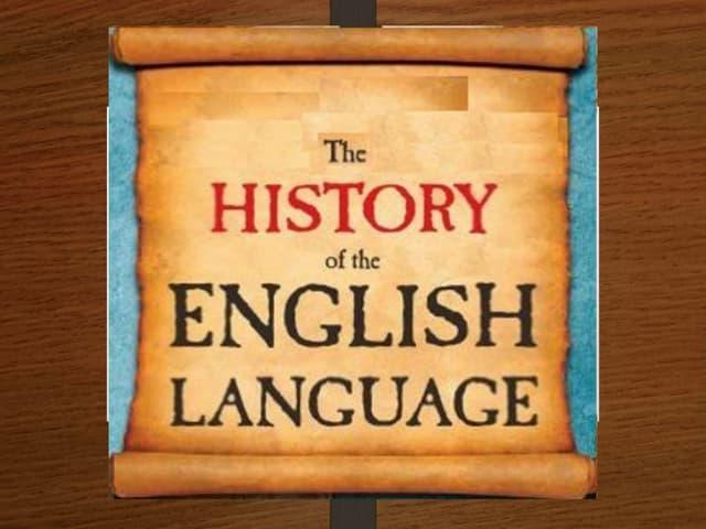 History of-english