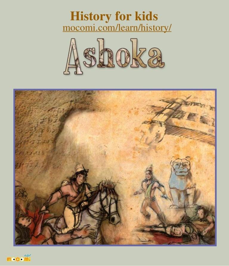 life of ashoka the great