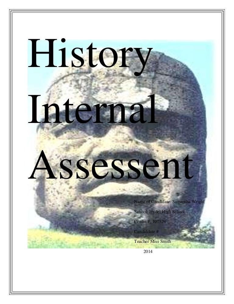 Cape History IA Unit 1