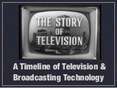 A Timeline of Television Technology