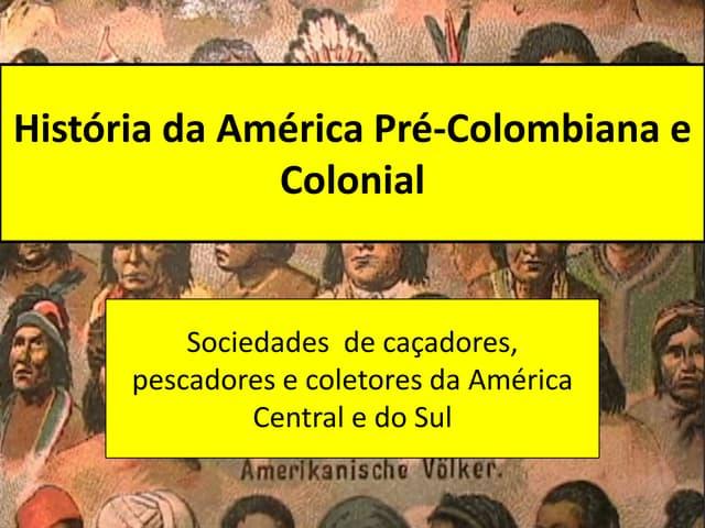 América do Sul Indígena