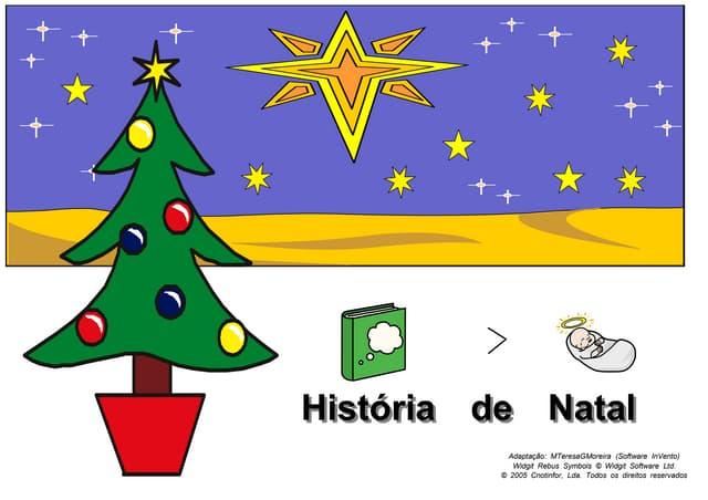 História de Natal