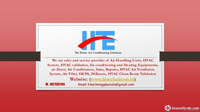 Air Handling Unit Air Conditioning Amp Heating Equipments