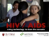 Using Technology to Dam the HIV/AIDS Treatment Cascade
