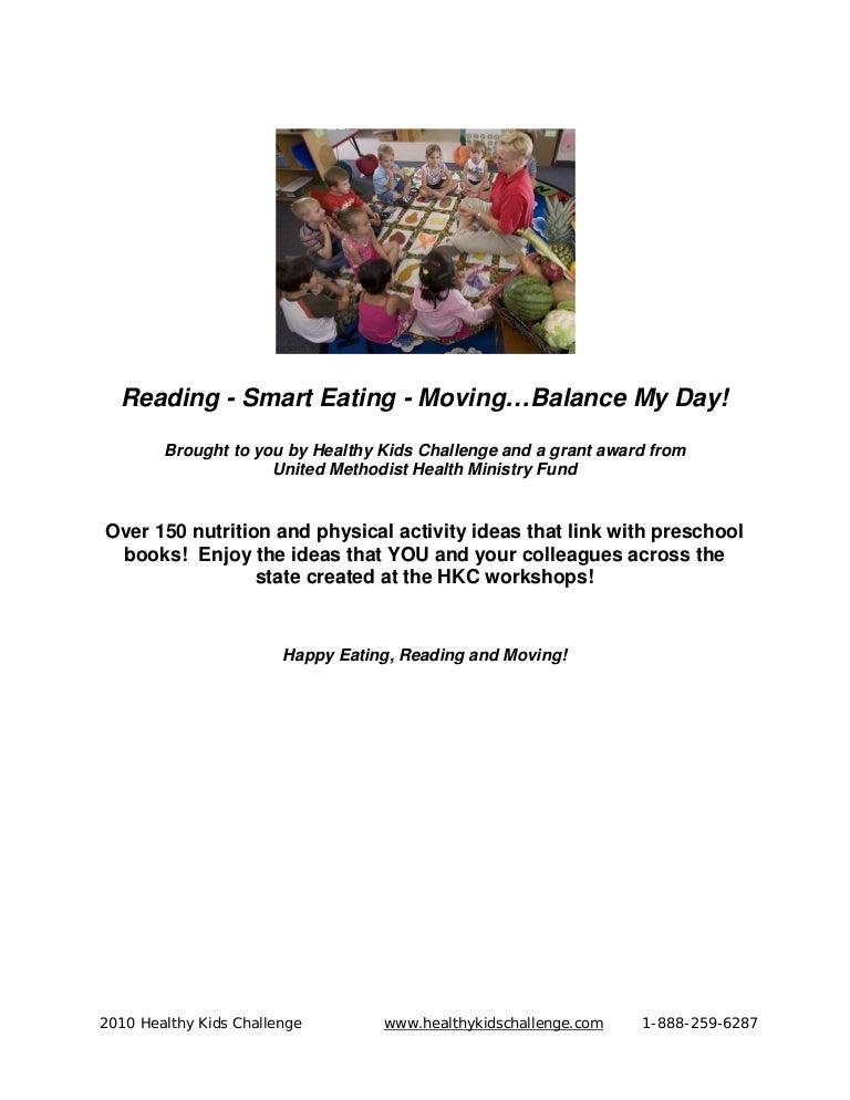 Preschool Library Activities
