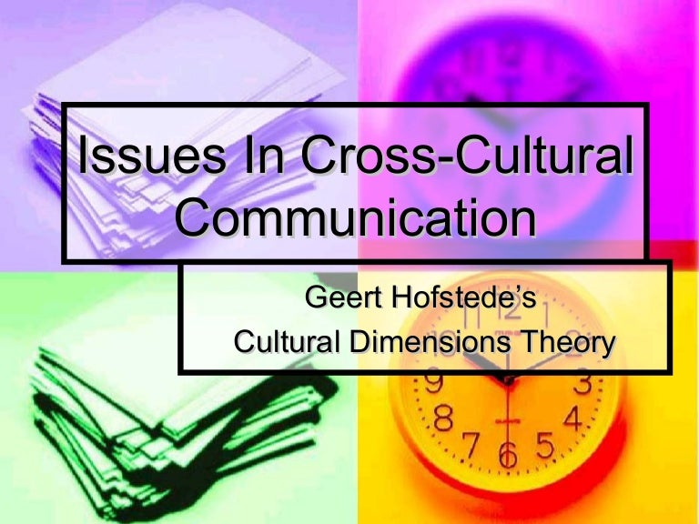 "holfstedes cultural constraints essay In his article ""cultural constraints in management theories,"" g holfstede (1993) argues his main point that there is really no universal management theory, such."
