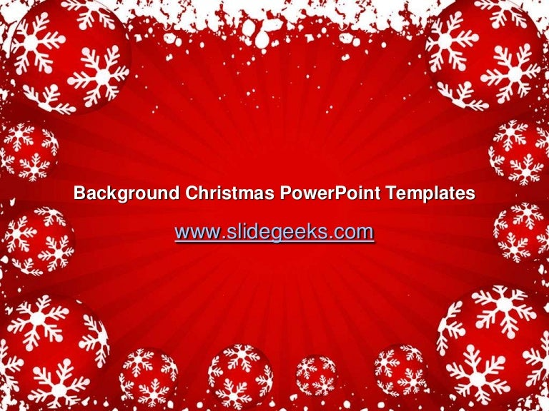 Background christmas powerpoint templates toneelgroepblik Image collections
