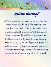 Holistic Nursing