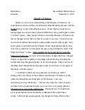 Museum of Tolerance | Essay Example