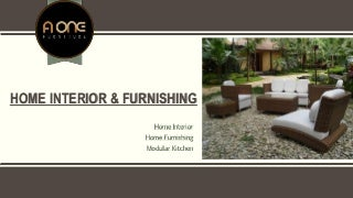 Home Interior & Furnishing in Kochi, Kerala