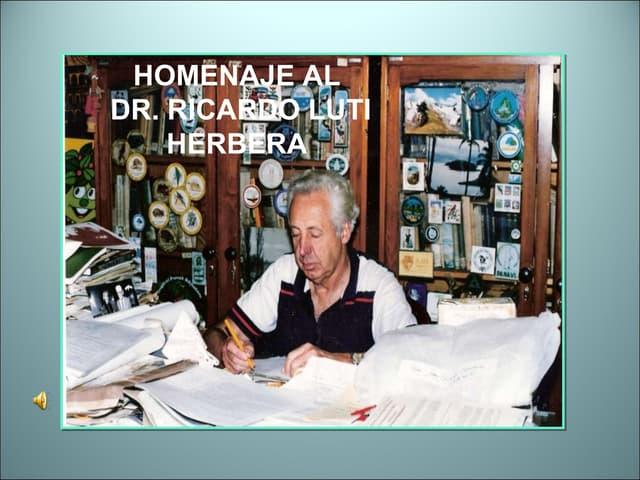 Homenaje a Luti (1)