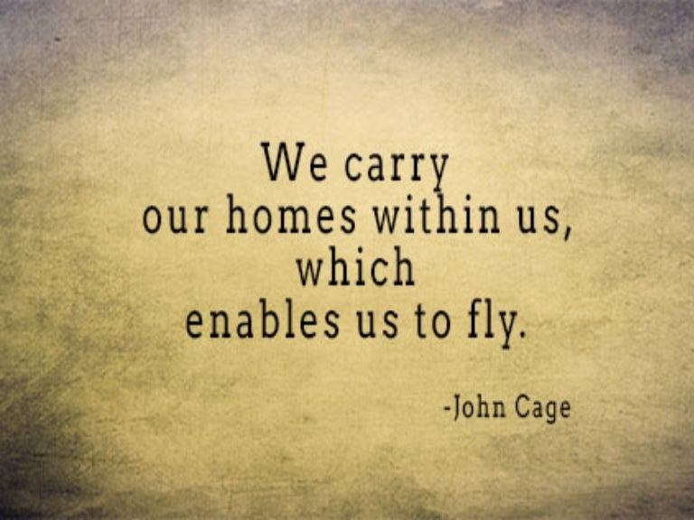 The Top 5 Quotes About Home