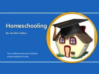 People who do home schooling of any type?